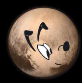 Breaking: Pluto the Dog Has Been Found on Pluto