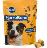 Man Finds Pig Hairs in Pedigree's Marrowbone Dog Treats