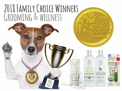Pura Naturals Pet Wins Several Awards